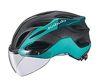 OGK KABUTO(オージーケーカブト) ヘルメット VITT (ヴィット) カラー:G-2 マットターコイズ サイズ:XL/XXL 頭囲:(60-63cm)
