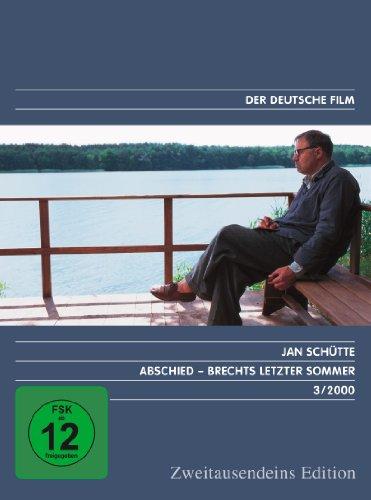 Abschied – Brechts letzter Sommer - Zweitausendeins Edition Deutscher Film 3/2000.