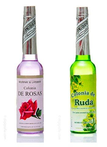 2 in 1. Agua de Rosas und Agua de Ruda 221 ml original aus Peru.
