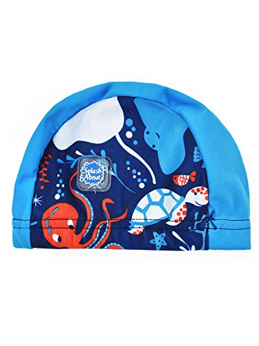 Splash About Swimming Hat Gorro de natación, Unisex bebé, Bajo el mar,...
