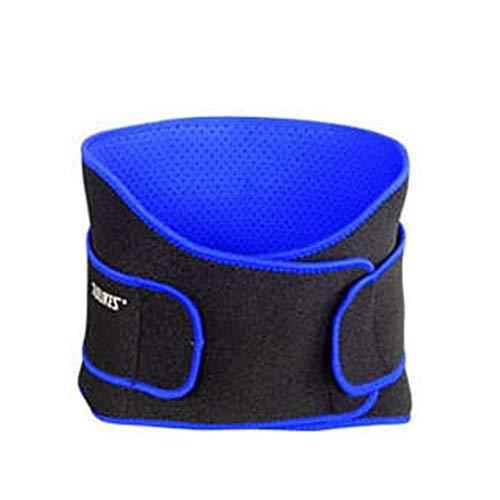 Cinturón Impermeable elástico Alto Apoyo de la Cintura Ajustable Brace Gimnasio Gimnasio Lumbar Volver Cintura Supporter Supporter Protección para Deportes Waist Trainer