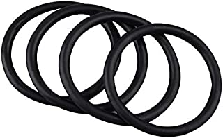 4pcs Bumper Fender Quick Release Fasteners Replacement Rubber Bands O-Rings Kinggarten-SG