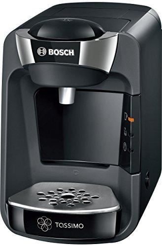 Bosch TAS3202GB TASSIMO Suny Coffee Machine, Plastic, 1300 W, Black