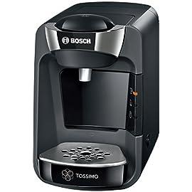 Tassimo Bosch Suny TAS3205GB Coffee Machine, 1300 Watt, 0.8 Litre – Blue