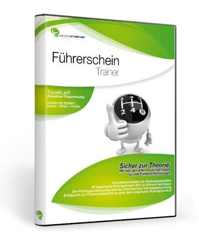 Führerschein Trainer [Importación alemana]