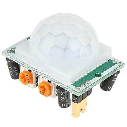 WiFi Module, Walfront 4 pcs Professional Adjust IR Infrared PIR Humen Motion Sensor Detector Modules