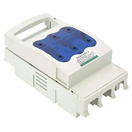Interruptor de aislamiento, fácil de desmontar Interruptor de desconexión simple confiable, para circuito de distribución de circuito de motor Uso profesional de uso(Red copper)
