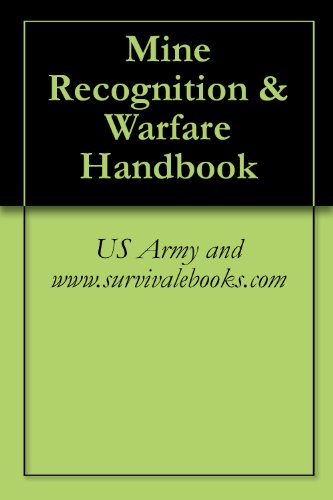 Mine Recognition & Warfare Handbook (English Edition)