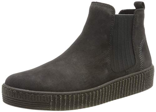 Gabor Shoes Damen Jollys Stiefeletten, Grau (Pepper/Grau(Anthr) 19), 40 EU