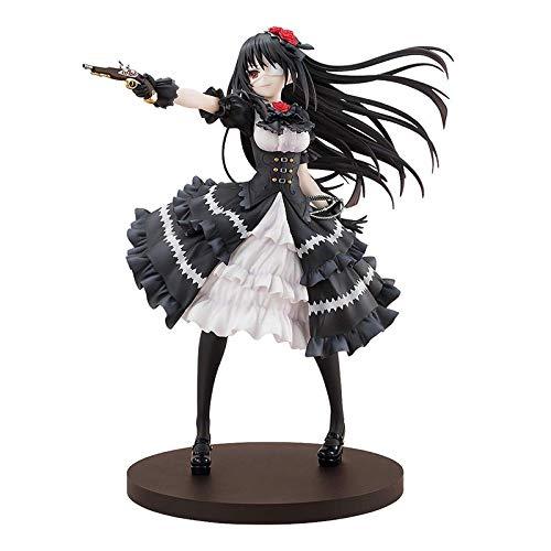 23cm Anime Figur Date A LIVE 30th Anniversary 1/7 Scale Ver. Tokisaki Kurumi Nightmate Actionfigur Spielzeug Puppe Nendoroid Princess Devil Efreet