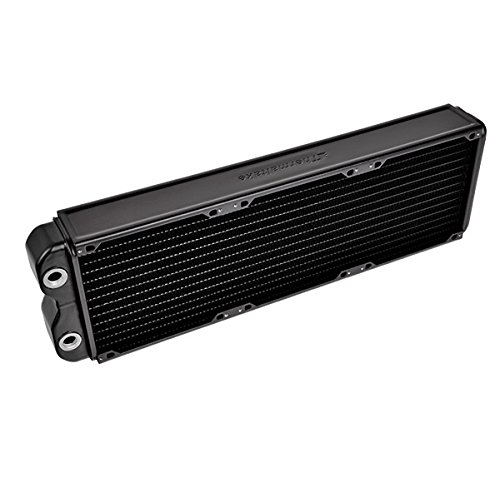 Thermaltake Pacific RL420 Radiator voor PC waterkoelingen, zwart
