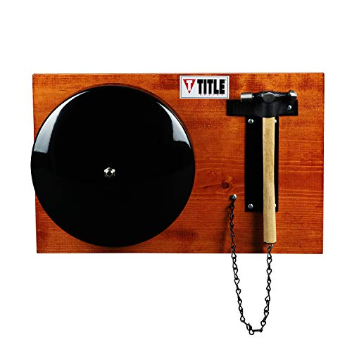 Title Boxing Ring Gong