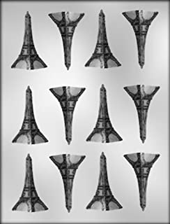 CK Products 2-Inch Eiffel Tower Chocolate Mold