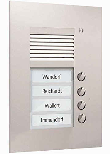 TCS Tür Control Türsprechstelle PUK04/1-EN