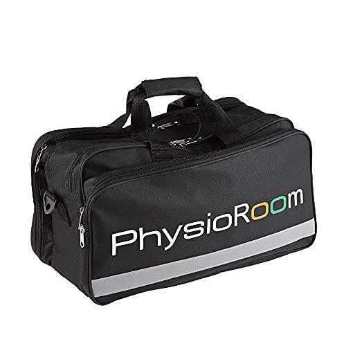 Physioroom Borsa Sportiva (Vuota) con Tracolla per Il Kit di Primo Soccorso - Grande, Leggera, Facile da Trasportare, Realizzata in Nylon Impermeabile - Ideale per Attrezzatura e Forniture Mediche