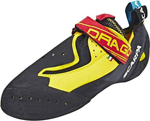 Scarpa Herren Drago Kletterschuhe, Yellow FZ, 38 EU
