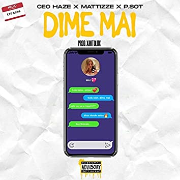 Dimemai (feat. Mattizze & P.sot)