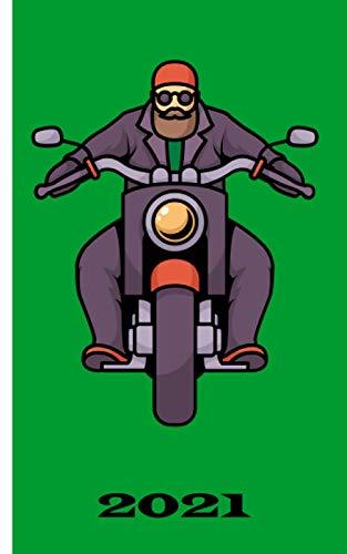 Kalender 2021 - Motiv Motorrad: Kalender für das Jahr 2021 | Wochenplaner mit Motiv Motorrad | inklusive Jahreskalender 2020-2022 | Wochenplaner | ... für Motorad-Freunde | Geschenkidee für Biker