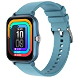 """Fire-Boltt Beast SpO2 1.69"""" Industry's Largest Display Size Full Touch Smart Watch with Blood Oxygen Monitoring, Heart Rate Monitor, Multiple Watch Faces & Long Battery Life (Blue)"""