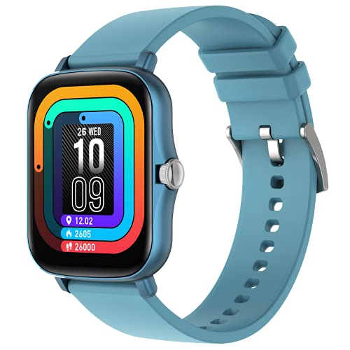 """Fire-Boltt Beast SpO2 1.69"""" Industry's Largest Display Size Full Touch Smart Watch with Blood Oxygen Monitoring, Heart Rate..."""