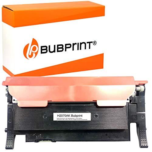Bubprint Cartucho Tóner Compatible para HP 117A W2070A Cartucho Tóner CON CHIP Color Laser 150a 150nw 150 MFP170 MFP178nw MFP178nwg MFP179fng MFP179fnw Negro Black