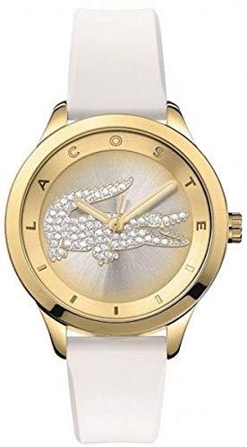 Lacoste Mujer-Reloj analógico de Cuarzo Silicona Victoria Small 2000916