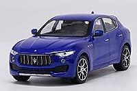 ウィリー 1/24 マセラティ レヴァンテ Welly 1/24 Maserati Levante Blue レース スポーツカー ダイキャストカー Diecast Model ミニカー