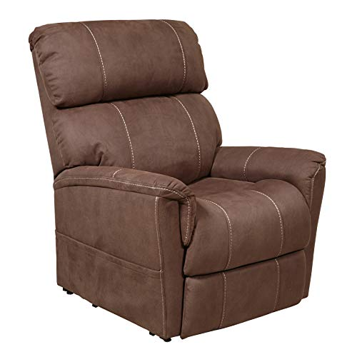 Pulaski USB Lift chair, Brown
