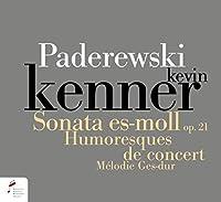 Paderewski: Sonata es-moll op. 21