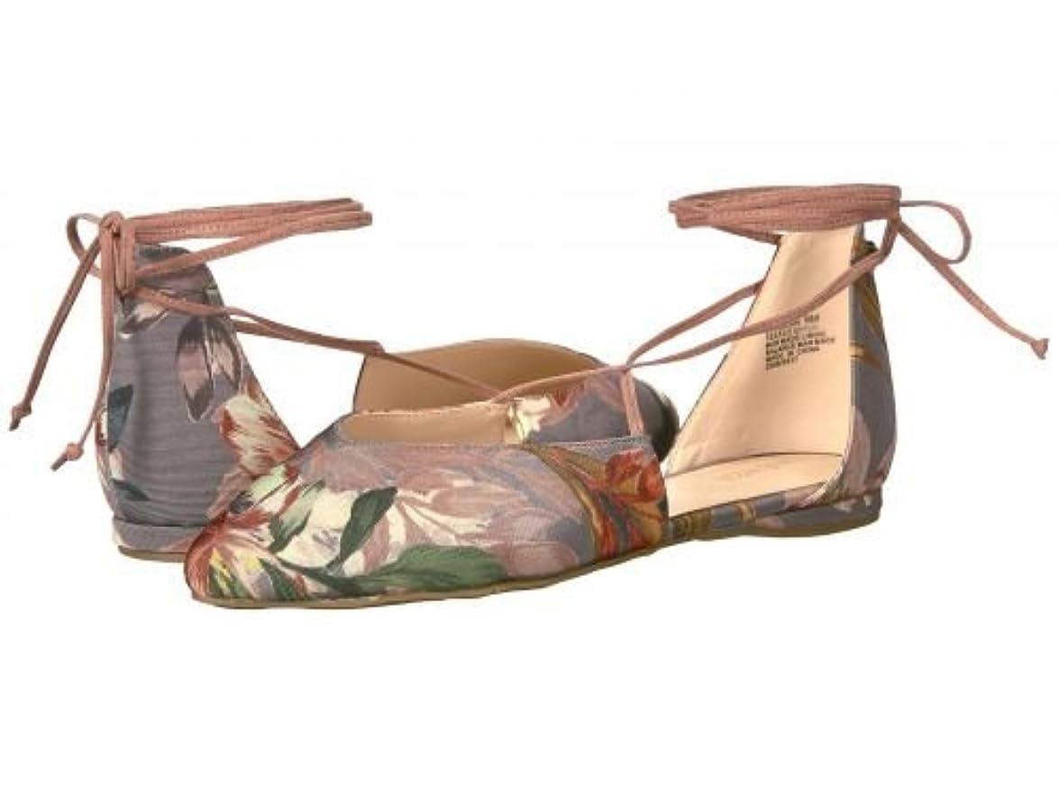つかいます繁栄する電池Nine West(ナインウエスト) レディース 女性用 シューズ 靴 フラット Sachin - Taupe Multi [並行輸入品]
