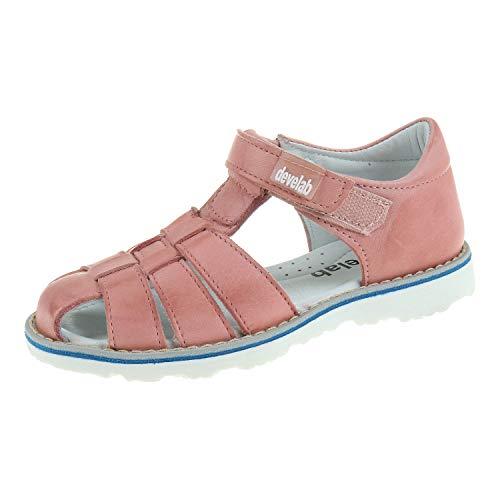 Develab Schuhe für Mädchen Sandalen geschlossen Pink 46087452 (30 EU)
