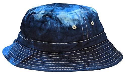 Colortone Bucket Hats Adult Blue Ocean