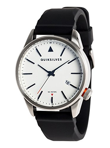 Quiksilver The Timebox 42 Silicone - Analogue Watch for Men - Männer