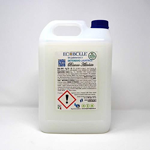 ECOBOLLE Lavatrice Bianco Assoluto Concentrato Super Profumato (20 kg)