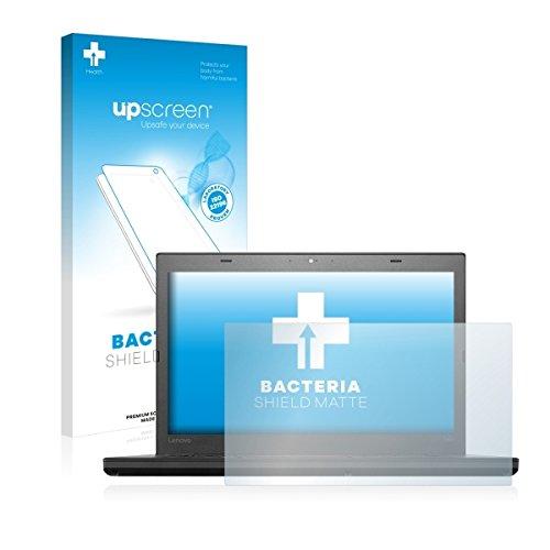 upscreen Bacteria Shield Matte Bildschirmschutz Schutzfolie für Lenovo ThinkPad T460 UltraBook (antibakterieller Schutz, matt - entspiegelt)