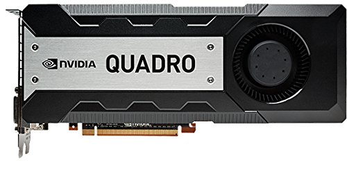 HP 730874-B21 NVIDIA Quadro K6000 12GB - Tarjeta gráfica (NVIDIA, Quadro K6000, 4096 x 2160 Pixeles, 12 GB, GDDR5-SDRAM, 384 Bit)