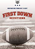 Image of First Down Devotions: Inspiration from the NFL's Best (Stars of the Faith Book 2)