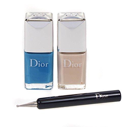 DIOR Dior Vernis Polka Dots Colour & Dots Manicure Kit 2x7ml 001 - Pastilles