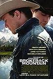 IFUNEW Poster Wandbilder Brokeback Mountain Filmposter