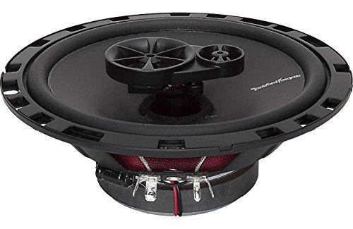 "Car Speaker Package of 2x Rockford Fosgate R165X3 Prime 6.5"" Inch 180 Watt 3-Way Full-Range Car Coaxial Speaker Bundle Combo With 2x R169X3 Prime 6x9"" Inch Audio Speakers + 50 Foot 16g Speaker Wire"