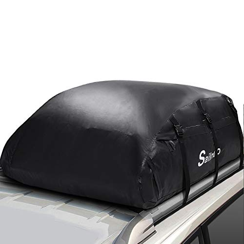 Bolsa de techo textil Sailnovo, 560 l de capacidad, fácilmente plegable
