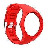Domybest Repuesto Reloj Correas de Reloj cinturón para Polar M200Reloj Inteligente con Hebilla