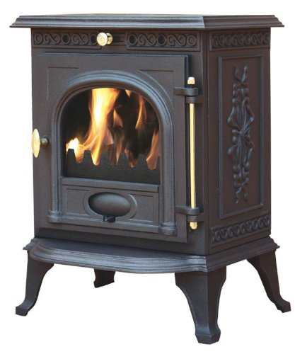 Eco Products Worldwide Limited - Stufa a legna multi combustibile, 6,5 kW