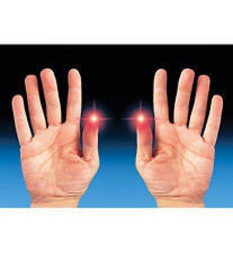 Cilindro Magico Luci dalle Dita Colore Rosso,Visita Il Nostro Negozio CILINDROMAGICO con Altri 1000 Giochi di prestigio,Trucchi magia