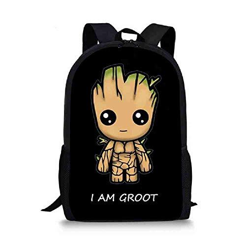 OUNBHL Mode Groot Kind Schultasche Kinder Rucksack Cartoon rucksäcke schultaschen für Jugendliche Jungen große kapazität