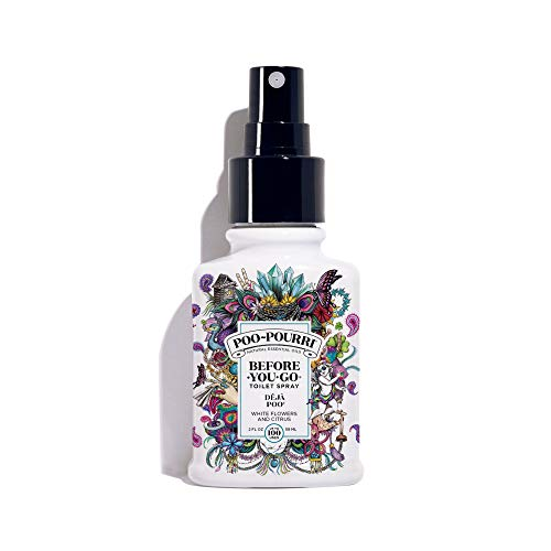 Price comparison product image Poo-Pourri Before-You-Go Toilet Spray,  Deja Poo Scent,  2 oz