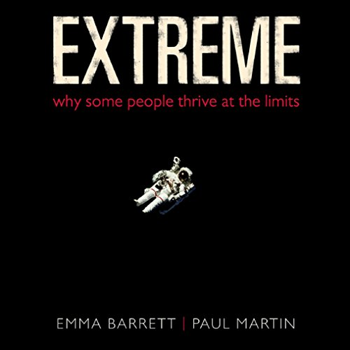 Extreme audiobook cover art