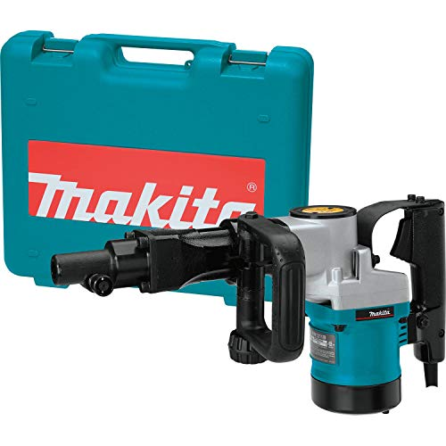 Makita HM1211B 20 lb. Demolition Hammer, Accepts 3/4' Hex Bits, Black