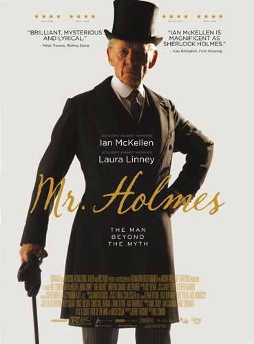 ポスター/スチール写真 アクリルフォトスタンド入り A4 パターンB 「Mr. ホームズ 名探偵最後の事件」光沢プリント