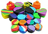 Silicone Wax Concentrate Container Jars 3ml 5ml...